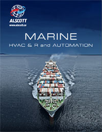 Marine HVAC & R Services from Alscott