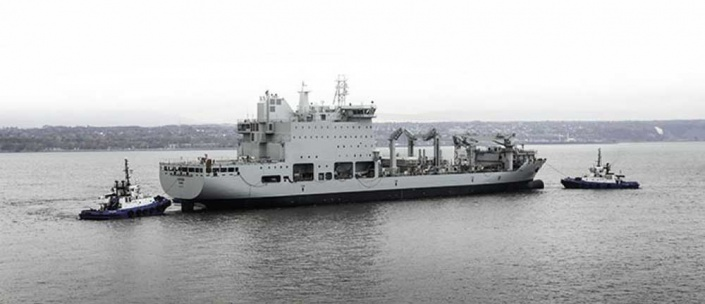 Resolve Class Support Vessel Asterix